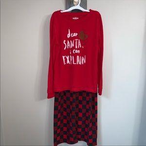 OshKosh B'gosh Boys Christmas Pajamas